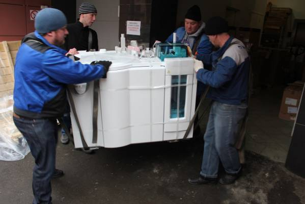 Транспортировка, перевозка, выгрузка, подъем любого оборудования