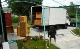 Недорогая перевозка мебели.