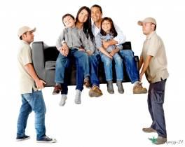 Перестановка мебели грузчики